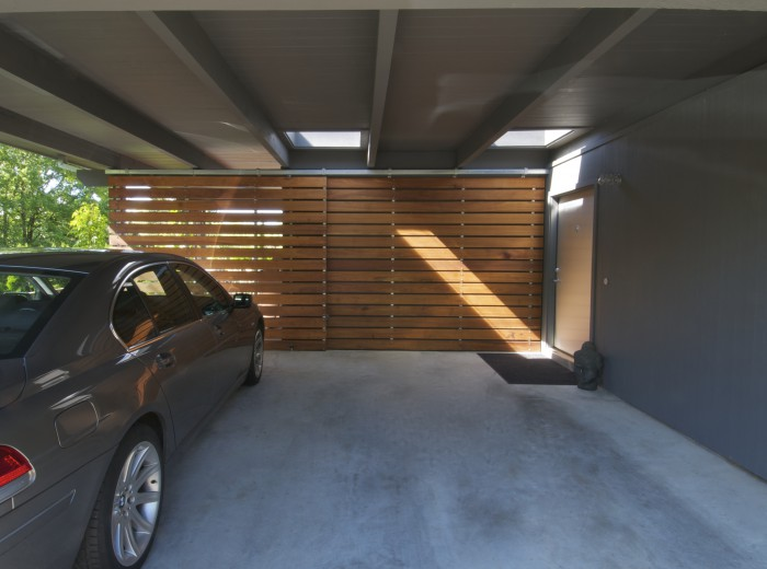 larch ii carport screen